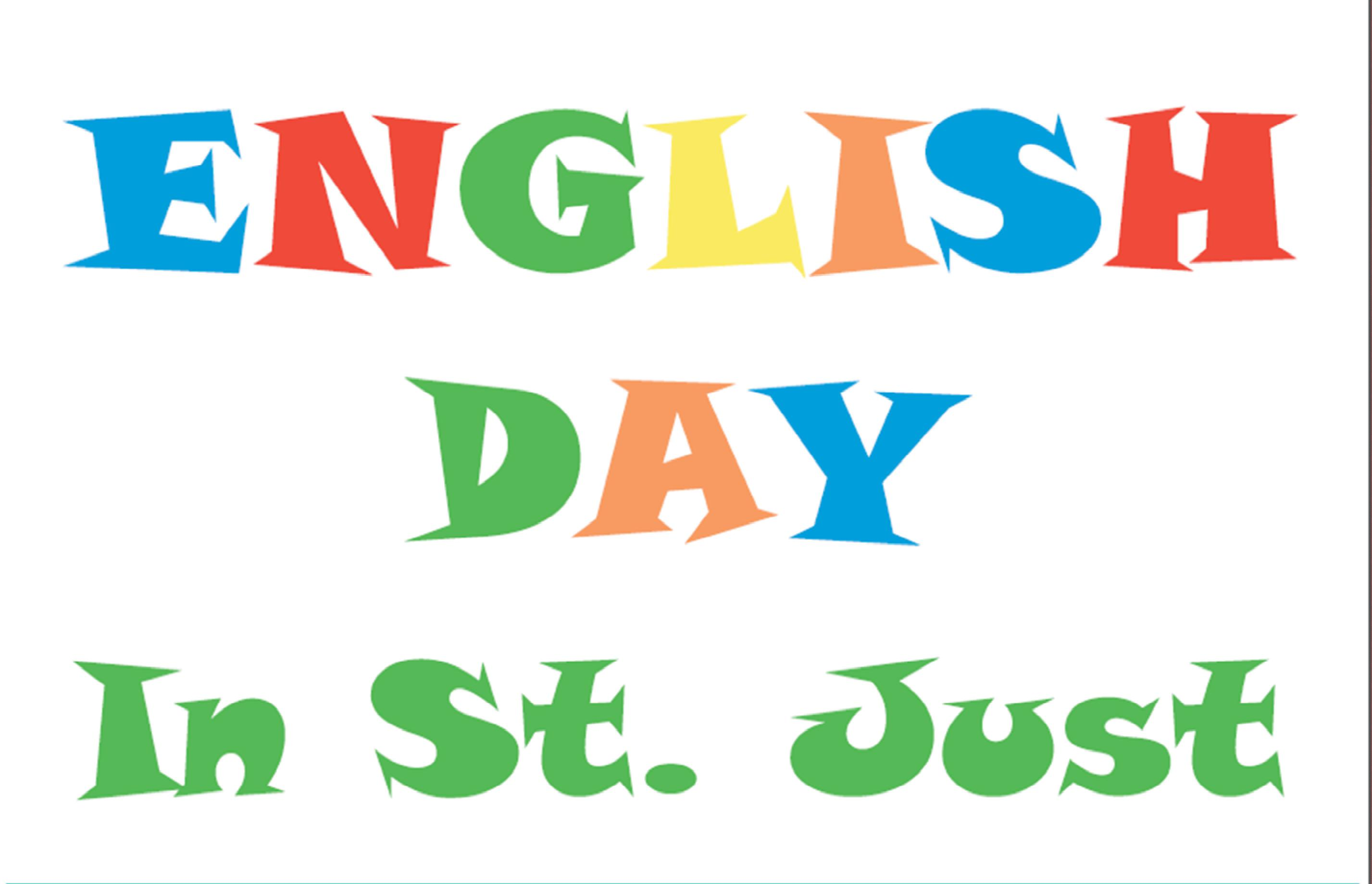Resultat d'imatges de english day sant just